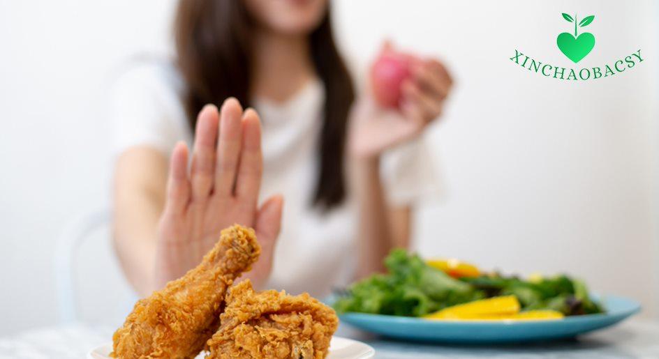 Tăng nhãn áp kiêng ăn gì? Top 5 thực phẩm nguy hại cần tránh xa
